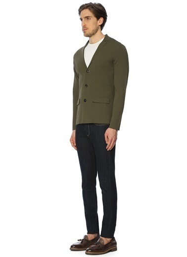Roberto Collina Ceket Yeşil